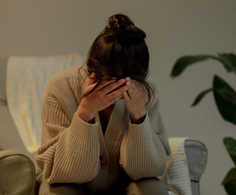 Onbeschrijfelijk verdrietig gevoel