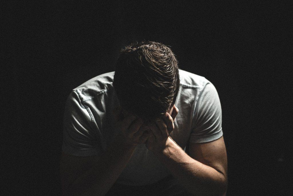 Mannen huilen ook