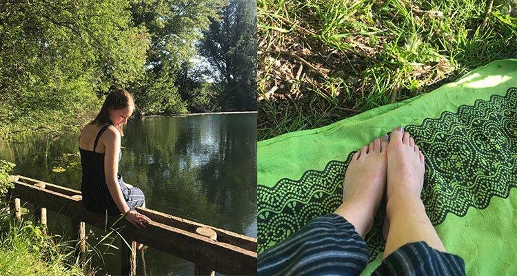 Mijn week in foto's 2 - Een zonnige week met veel wandelingen